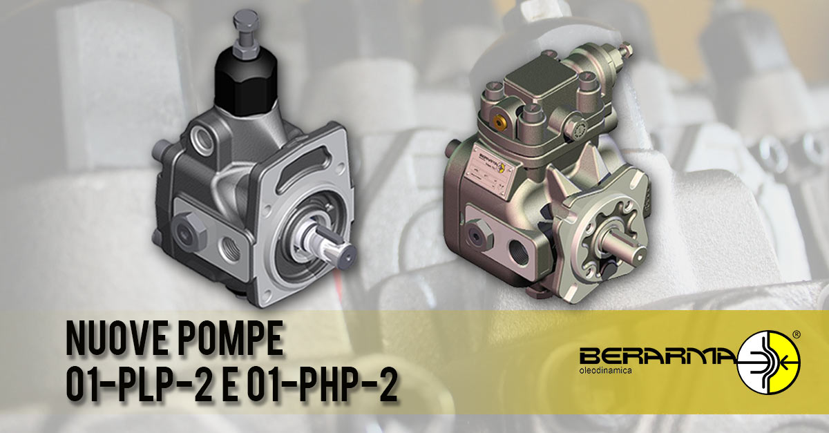 nuove pompe 01-PLP 2 and 01 PHP 2 berarma