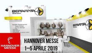 Ad aprile Berarma prenderà parte alla Fiera di Hannover in Germania
