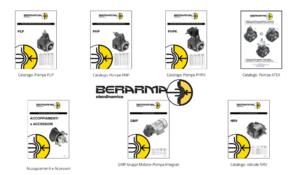 Disponibili i nuovi cataloghi pompe Berarma